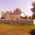 Дом новой постройки