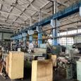 Цех металлообработки 5000 м2, более 150 станков