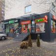 63 м2, 1этаж, фасад, м. Лыбедская, ЖК Французский - 1