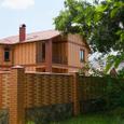 Продам новый дом в Песчанке на улице с новостроями, 182 м²